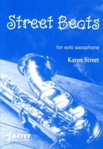 Street Street Beats Eb/Bb Unaccompanied Sax