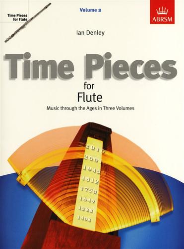 Time Pieces For Flute Vol 2 Denley