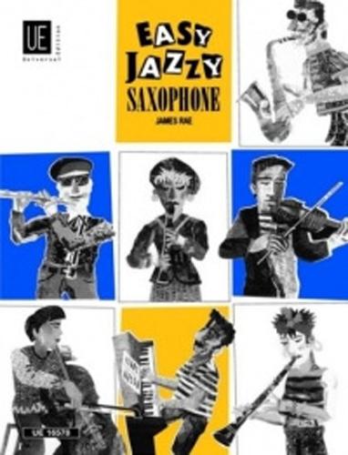Easy Jazzy Saxophone Rae