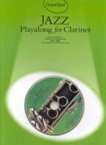 Guest Spot Jazz Clarinet Book & Cd