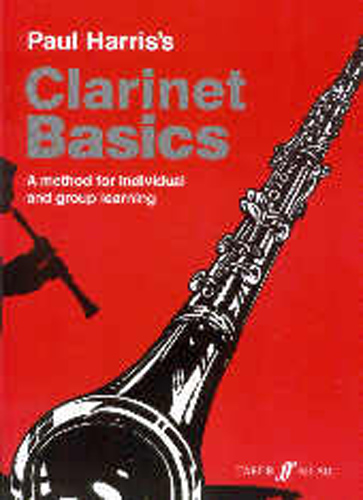 Clarinet Basics Harris Pupils Book