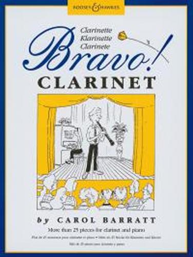 Bravo Clarinet Barratt