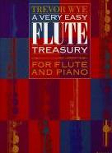 Very Easy Flute Treasury (Classical) Wye