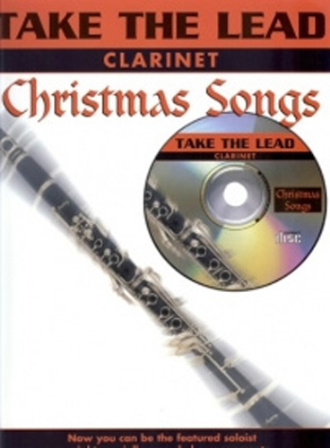 Take The Lead Christmas Songs Clarinet Book/Cd