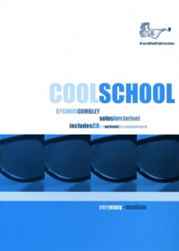 Coolschool Solos For Clarinet Gumbley Book & Cd