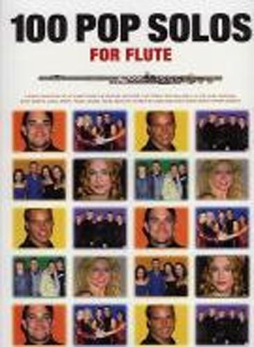 100 Pop Solos Flute