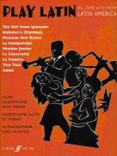 Play Latin Alto Sax Gout/Calland