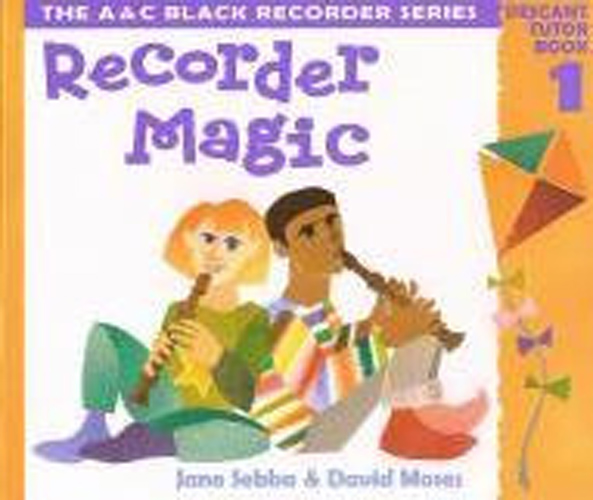 Recorder Magic Descant Tutor Book 1 Sebba/Moses