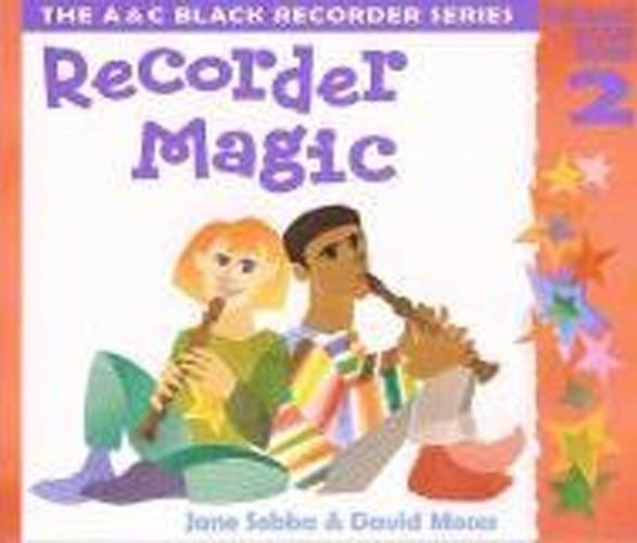 Recorder Magic Descant Tutor Book 2 Sebba/Moses