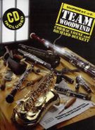 Team Woodwind Saxophone Eb Book & Cd
