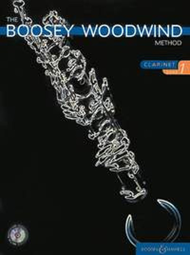 Boosey Woodwind Method Clarinet Book 1 + Cd