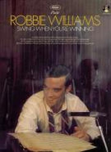 Robbie Williams Swing When Youre Winning Flute+Cd