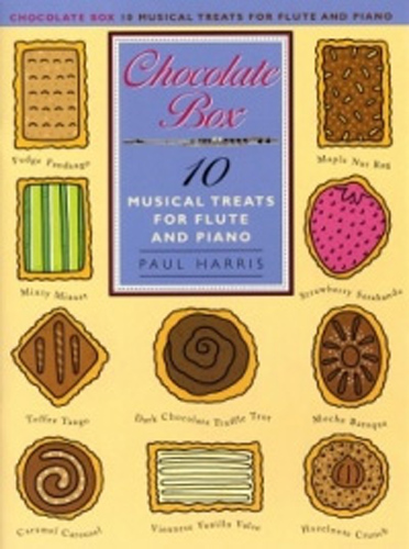 Harris Chocolate Box Musical Treats Flute & Piano