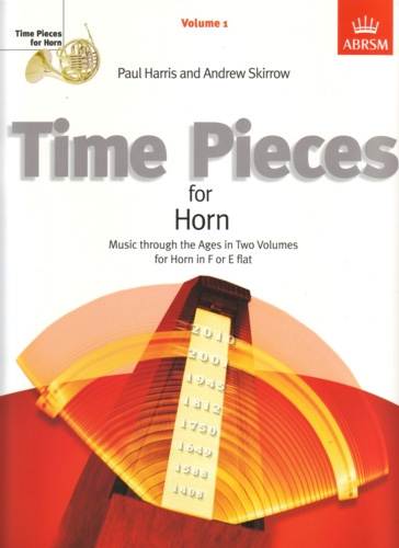 Time Pieces For Horn Vol 1 Harris/Skirrow