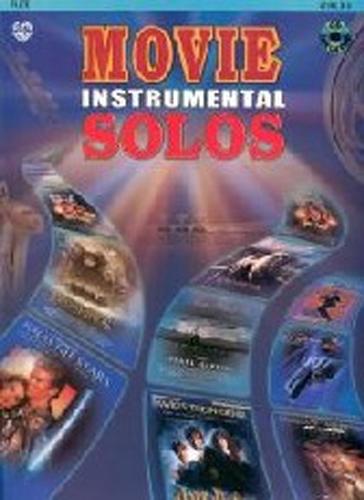 Movie Instrumental Solos Flute Book & Cd