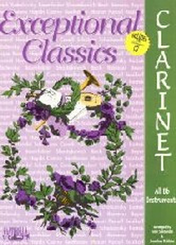 Exceptional Classics Clarinet Book & Cd
