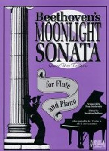 Beethoven Moonlight Sonata Flute & Piano
