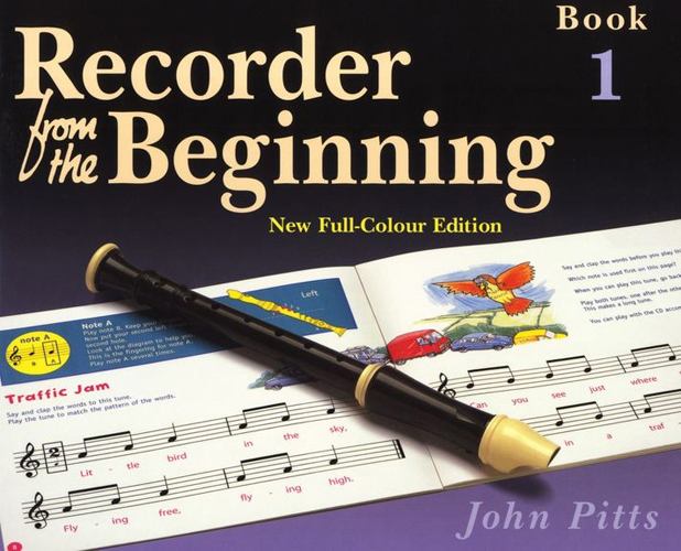 Recorder From The Beginning (Colour) 1 Pupils