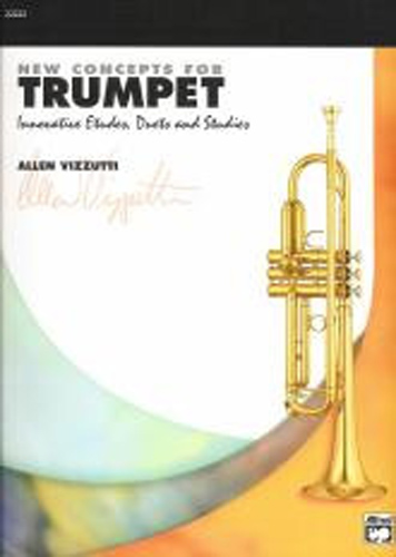 Vizzutti New Concepts For Trumpet