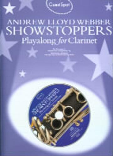Guest Spot Andrew Lloyd Webber Shows Clarinet/Cd