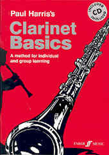 Clarinet Basics Harris Pupils Book & Cd