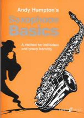 Saxophone Basics Hampton Alto (Tenor) Pupils+Cd