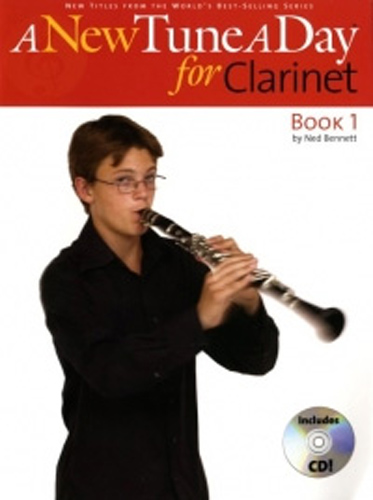 New Tune A Day Clarinet Book & Cd