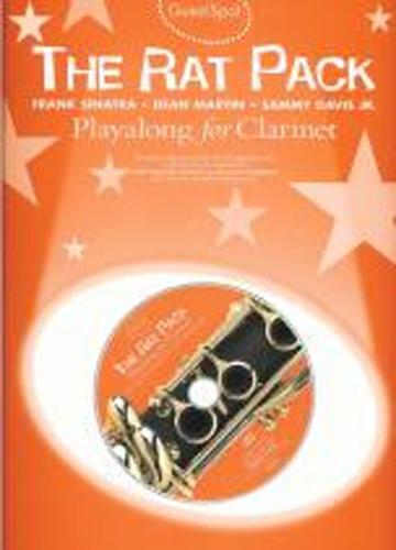 Guest Spot Rat Pack Clarinet Book & Cd