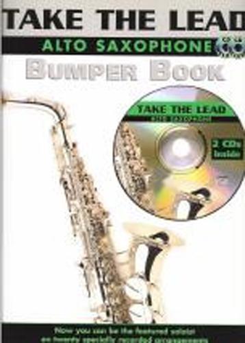 Take The Lead Bumper Book Alto Saxophone Bk & Cd