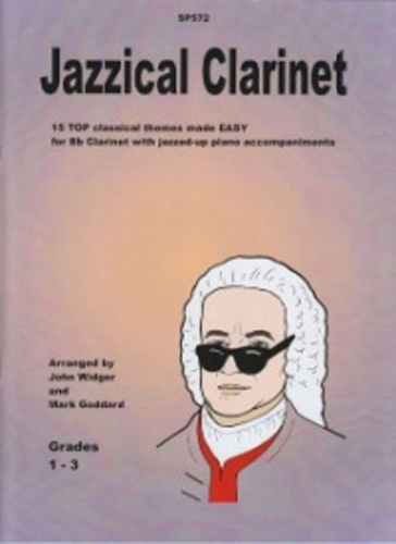 Jazzical Clarinet Grade 1 - 3