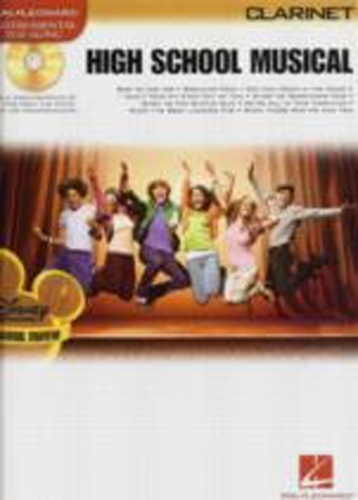 High School Musical Clarinet Book & Cd