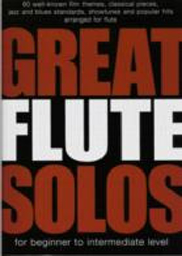 Great Flute Solos