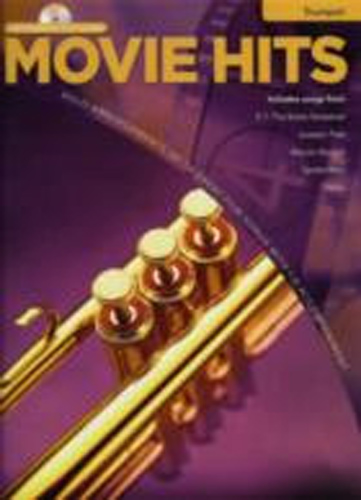 Movie Hits Instrumental Playalong Trumpet Bk & Cd