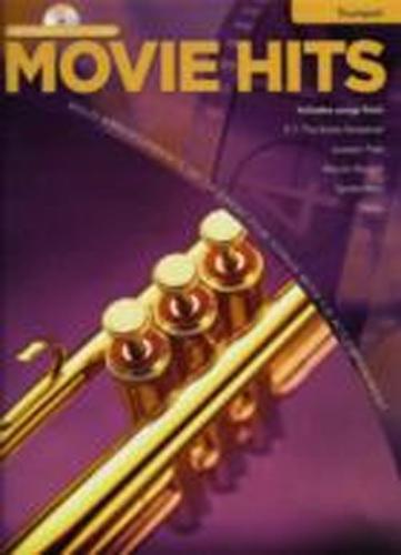 Movie Hits Instrumental Playalong Trumpet Bk & Cd