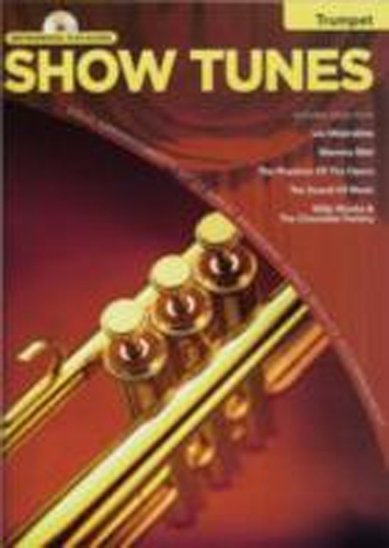 Show Tunes Instrumental Playalong Trumpet Bk & Cd