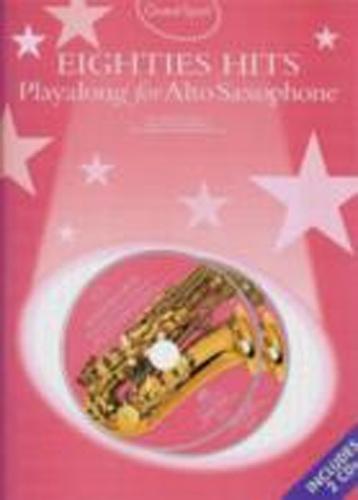 Guest Spot 80s Hits Alto Saxophone Book & Cds