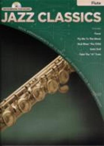 Jazz Classics Flute Book & Cd