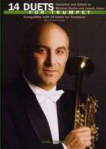 14 Duets For Trumpet Sachs & Alessi