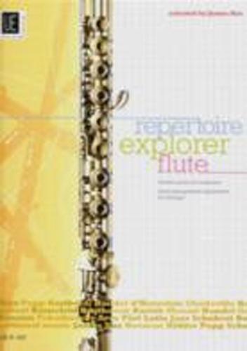 Repertoire Explorer Flute Rae