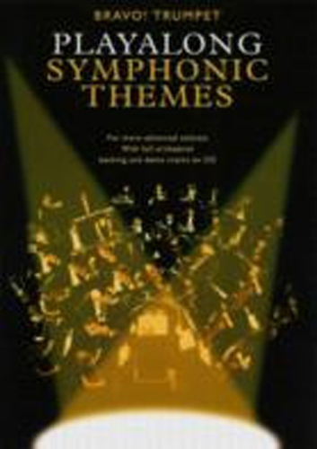 Bravo Playalong Symphonic Themes Trumpet + Cd
