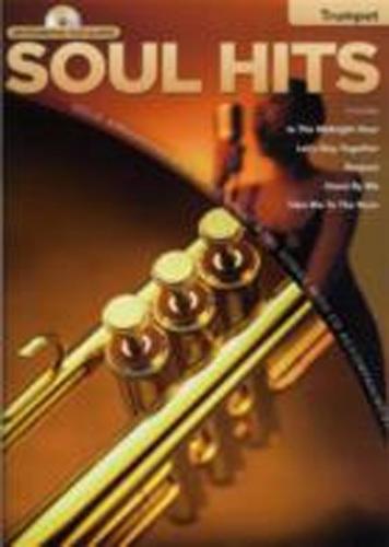 Soul Hits Instrumental Play-Along Trumpet Bk & Cd