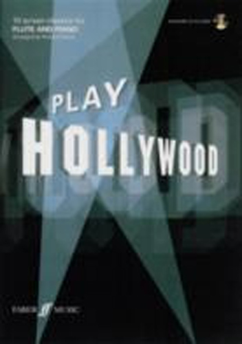 Play Hollywood Flute Book & Cd