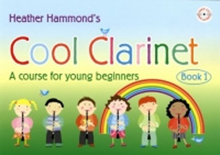 Cool Clarinet Book 1 Hammond Student Book & Cd