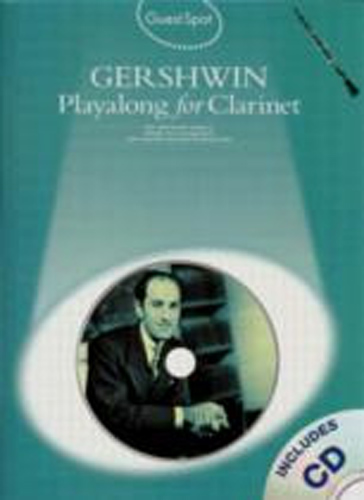 Guest Spot Gershwin Clarinet Book & Cd