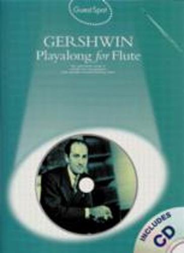 Guest Spot Gershwin Flute Book & Cd