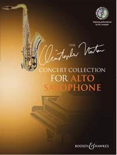 Christopher Norton Concert Collection For Alto Sax
