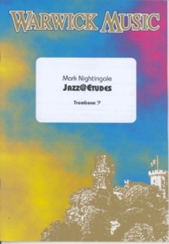 Nightingale Jazz@Etudes Trombone Bass Clef