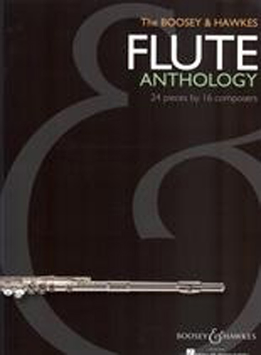 Boosey & Hawkes Flute Anthology Flute & Piano