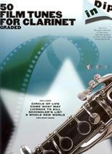 Dip In 50 Graded Film Tunes Clarine