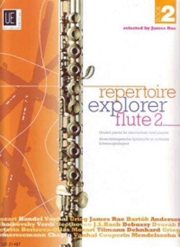 Repertoire Explorer Flute 2 Rae